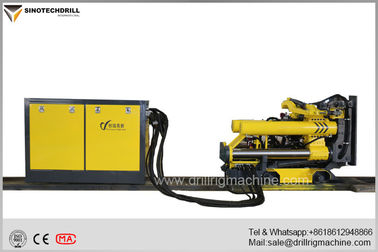 132Kw 70Knm Torque International Mainstream Pillar Structure Raise Bore Drilling Machine
